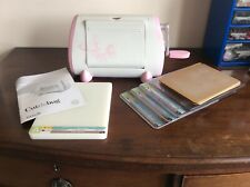 Cuttlebug Die Cutting Machine~Provo Craft~Plates~Pads~Spacer~Adapter~Manual