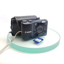 Canon PowerShot A1200 12.1MP Digital Camera - Black Tested, 4GB MEMORY#393