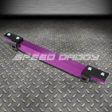 BILLET ALUMINUM PURPLE REAR LOWER SUB-FRAME BRACE TIE BAR/ARM FITS 96-00 CIVIC