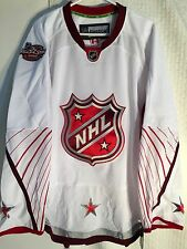 Reebok Authentic NHL Jersey All-Star West Team White sz 54