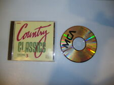 Country Classics, Vol. 3 (1984-1985) by Various Artists (CD, MCA)