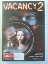 VACANCY 2 : The First Cut DVD - GC - Angnes Bruckner, David Moscow