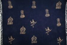 Batik Sarong, Rayon - Buddha, Shiva, Ganesh