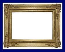 Rahmen - Spiegelrahmen - 19. Jh. - Holz, Ornamente Masse, vergoldet    (# 2678)