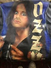Rare La Roxx Original 1994 Ozzy Osbourne Leather Jacket-one Of A Kind!