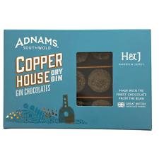 Adnams Copper House Gin Dark Chocolates - 180g