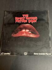 The Rocky Horror Picture Show (Laserdisc, 1992) Brand New Sealed