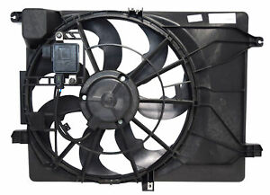 Radiator And Condenser Fan For Hyundai Tucson  HY3115155