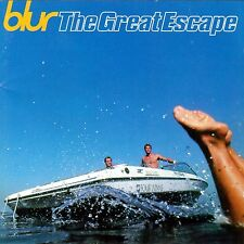 Blur-The Great Escape-Neuf Scellé 180 g Vinyl LP x 2
