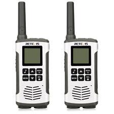 2PCS Retevis RT45 Talkies-walkies PMR446 8CH CTCSS /DCS LCD VOX Two Way Radios
