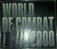 World of Combat 2000 Art War 3-CDs ROM Novalogic (ACCEPTABLE) FAST USA SHIPPING