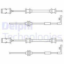 TO CLEAR PAIR DELPHI LZ0152 FRONT L/R BRAKE WEAR SENSORS OPEL VAUXHALL 13122323