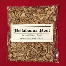WHOLESALE LOT x10  ☆☆☆ BELLADONNA ROOT ☆☆☆  Spell Ritual Wicca