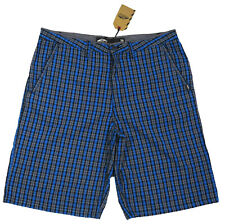 "Vans Off The Wall Checked Casual Skate Shorts 36"" Waist"