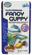 Hikari Fancy Guppy Food 0.77 oz | Semi-Floating Granules for Tropical Fish