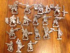 NECROMUNDA Orlock complet Gang rare WARHAMMER METAL Épuisé Games Workshop