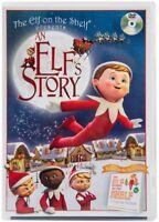 An Elfs Story (DVD, 2011) DVD NEW (Christmas Elf On The Shelf DVD)