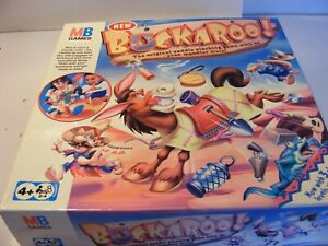 MB GAMES BUCKAROO GAME
