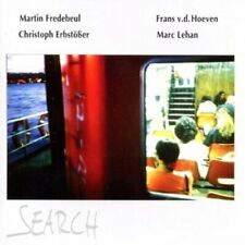 Martin Fredebeul Search (1992, & Christoph Erbstößer..)  [CD]