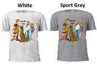 Scooby Doo T-Shirt Cartoon Funny Family Retro Present Men Women Unisex TshirtM59