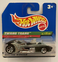 1997 Hotwheels Treasure Hunt Twang Thang Short Card Euro! Very Rare! Mint! MOC!