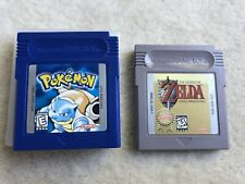 Original Pokemon The Legend of Zelda Nintendo Game Boy Gameboy 2 Game Lot Tested