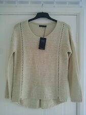 Marks and Spencer Ladies Citrus Jumper, Size UK8, EU36