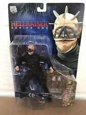 """Neca Hellraiser Series One Cd 7"""" Action Figure - New Sealed Moc"""