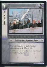Lord Of The Rings CCG Card RotK 7.C111 Man The Walls