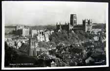 UK ~ ENGLAND ~ 1940's DURHAM ~ From The North-West ~ Bradford Real Photo PC RPPC