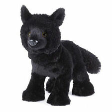 WEBKINZ BLACK WOLF - NEW WITH UNUSED TAG/CODE