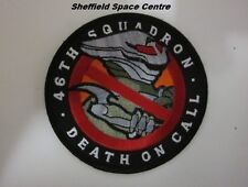 Space Above & Beyond 46th Squadron Death On Call Patch P274