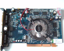AGP card HIS 512MB 0RG1-22-B RG1G0200N 08052-058 LF0906B H26XF512M DVI Video
