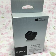 SONY ADP-MAA Hot Shoe Adaptor with Multi Interface Accessory JAPAN