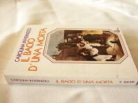 (Carolina Invernizio) Il bacio di una morta 1977 Sonzogno URS 22