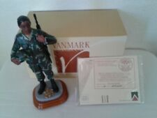 "Vanmark American Heroes ""Pensive Moment"" Male Soldier Limited Edition of 2500"