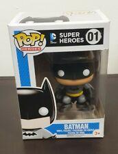 Funko Pop! Batman. Dc super heroes #01 Blue box