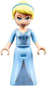 NEW LEGO CINDERELLA MINIFIG disney princess minifigure 41154 friends figure