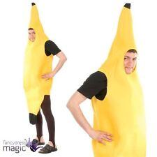 Disfraces unisex color principal amarillo de poliéster
