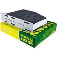 Original MANN-FILTER Aktivkohlefilter Pollenfilter Innenraumfilter CUK 2939/1