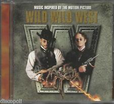 Wild wild west - WILL SMITH EMINEM DR DREE - CD OST 1999 NEAR MINT CONDITION