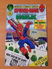 Spider-Man & Hulk Denver Post Promo ~ VERY FINE - NEAR MINT ~ 1982 MARVEL COMICS