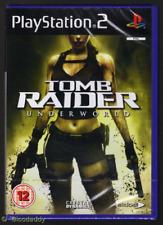 Tomb Raider: Underworld (PlayStation2) New