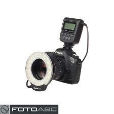Meike FC110 Macro flash annulaire à led FC-110 pour Pentax