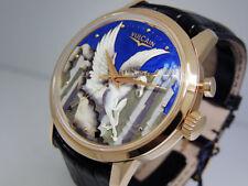 Vulcain Cloisonné Pegasus 200550.318L LTD18pc 18k Rose Gold 42mm $55,600 NIB
