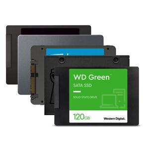 """LOTE 5 10 15 20 UNIDADES DISCO DURO SSD 120GB 2.5"""" DESKTOP SATA SOLD STATE DRIVE"""