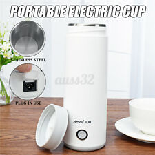 Portable Kettle Mini Travel Electric Kettle Automatic Heating Cup 400ML