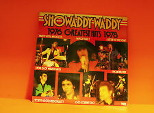 SHOWADDYWADDY - GREATEST HITS 1976-1978 - ARISTA UK ISSUE VG+ VINYL LP RECORD -K