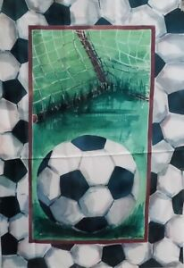 "Goal! Soccer Standard House Flag by Toland #1123  24""x36"""