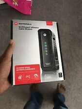 MOTOROLA SURFboard eXtreme - SB6121 - Cable Modem DOCSIS 3.0 - In Box